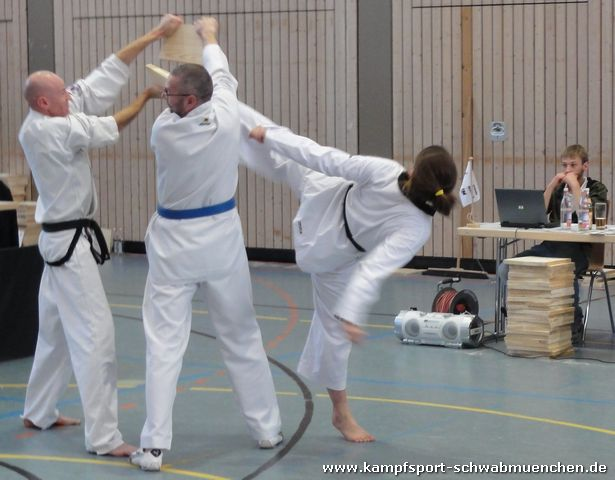 Taekwondomeisterschaft Heidenheim, November 2013